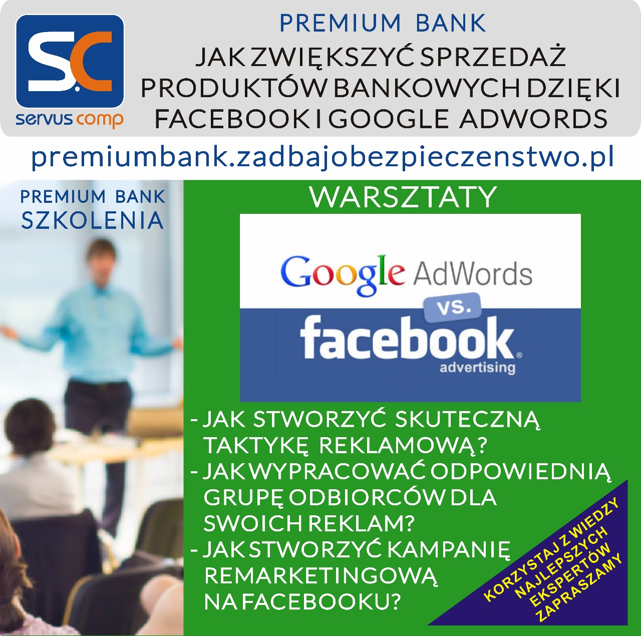 FACEBOOK GOOGLE ADWORDS