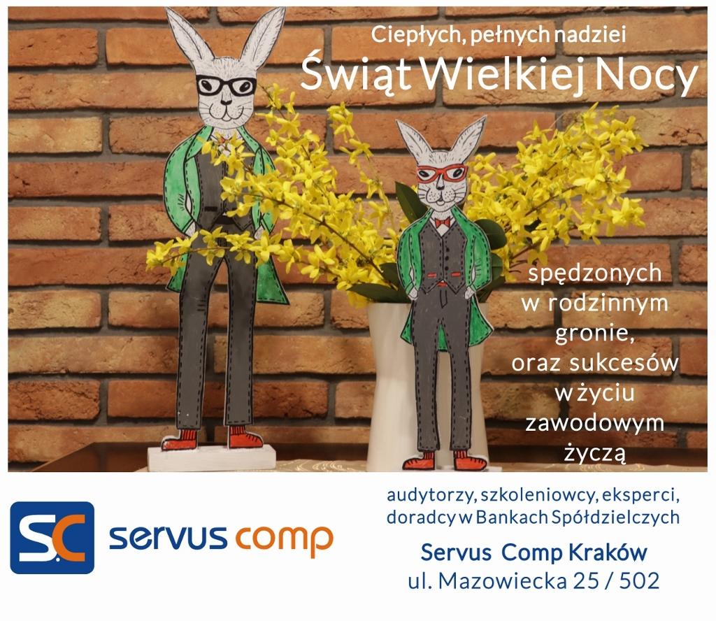 Wielka Noc Servus Comp Kraków