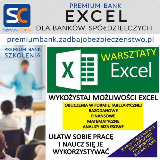 Jak efektywnie wykorzystać MS Excel w codziennej pracy banku?