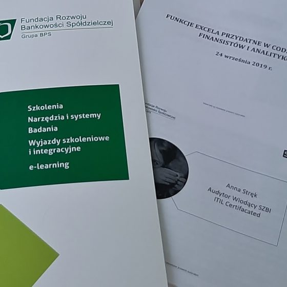 Szkolenie Funkcje Excela Przydatne w Codziennej Pracy Finansistów i Analityków premiumbank.zadbajobezpieczenstwo.pl