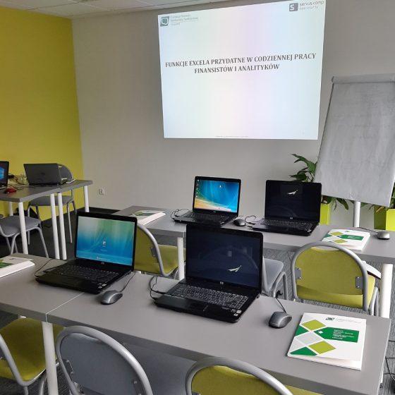 Szkolenie Warszaty Funkcje Excela Przydatne w Codzienne Pracy Finansistów i Analityków Servus Comp